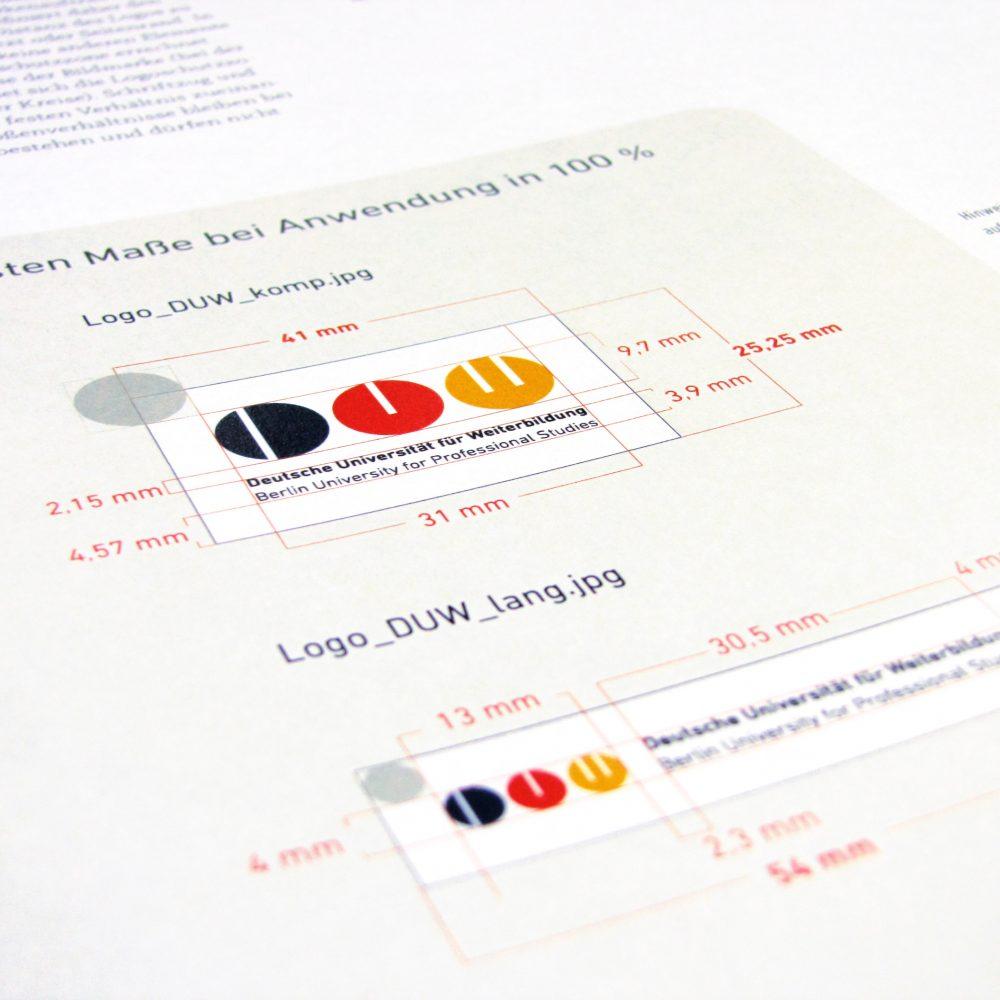 DUW Design-Manual