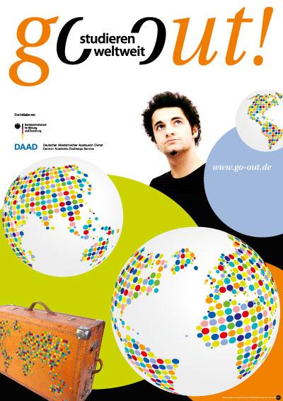 Plakat GO-OUT 3
