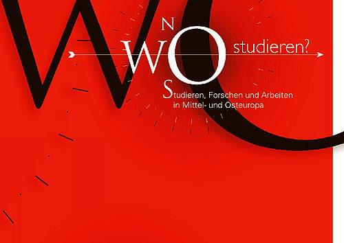 Plakat wo studieren