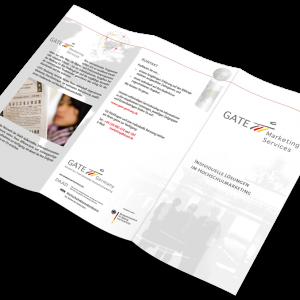 GATE Marketing Services Flyer