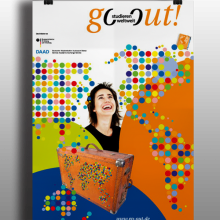 go-out! Plakat 3