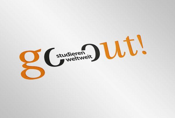 go-out! Logo
